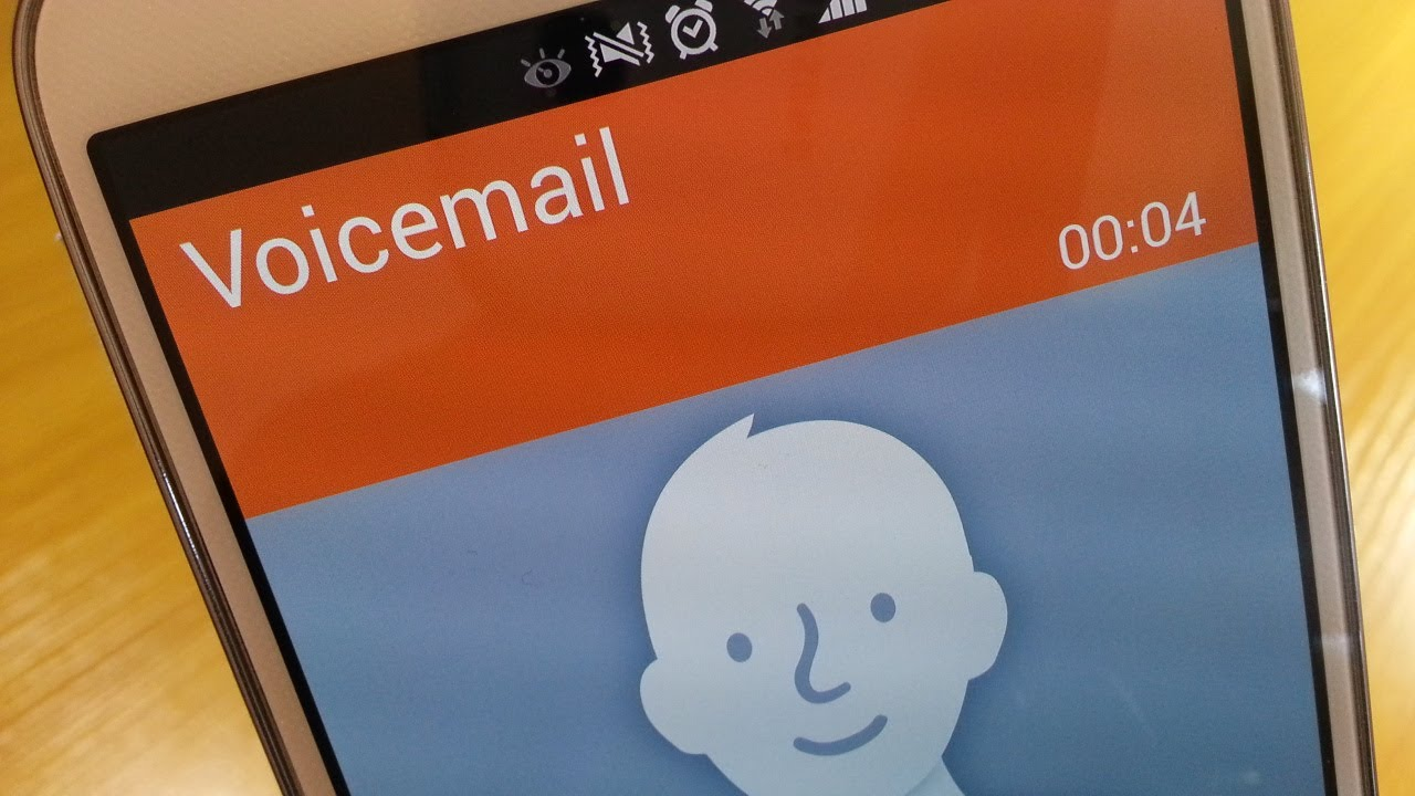 Voicemail set up demo on samsung galaxy s4 youtube m4hsunfo