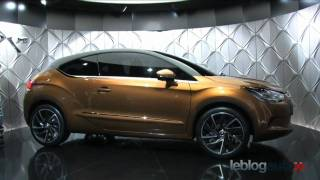 Citroen DS High Rider (future DS4) - Salon de Genève 2010