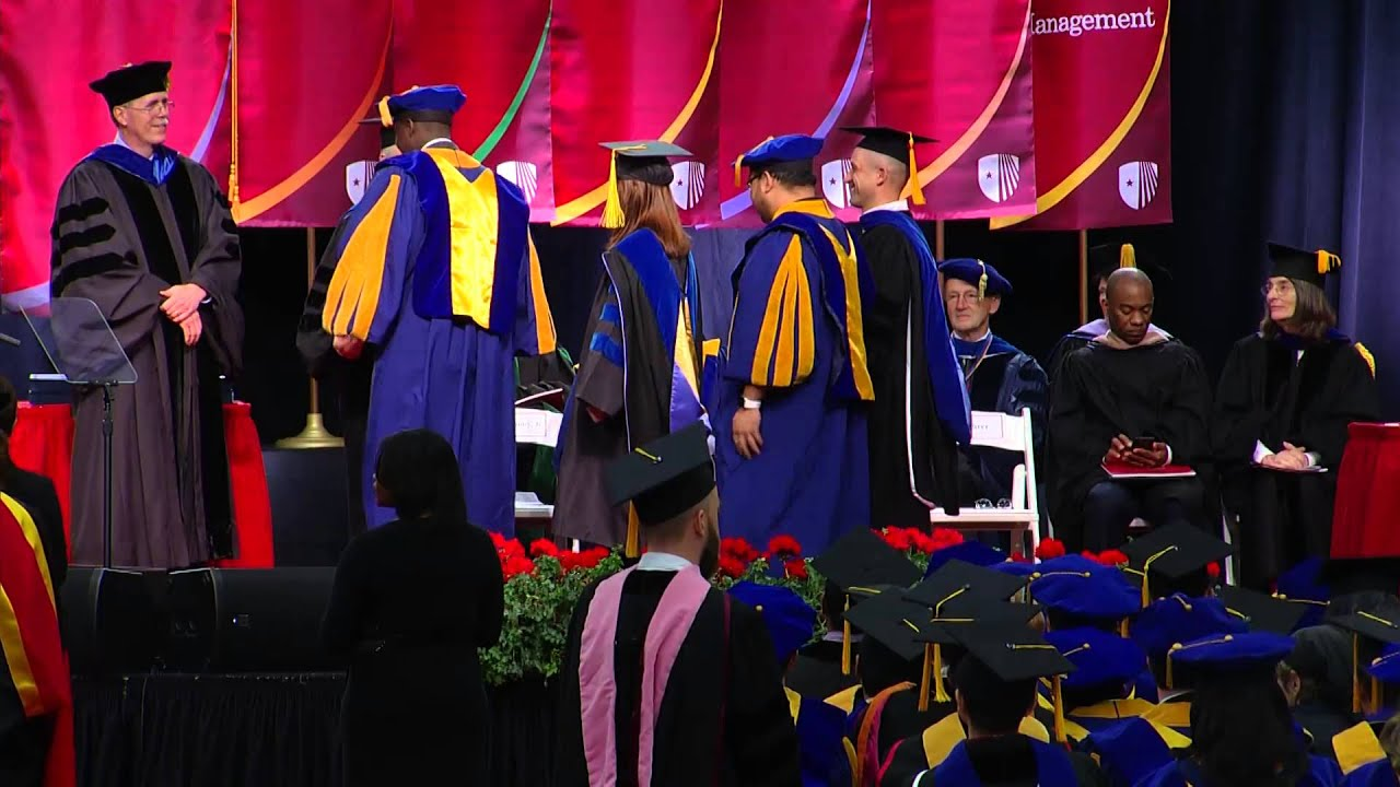 Stony Brook University Doctoral Hooding, May 21, 2015 - YouTube