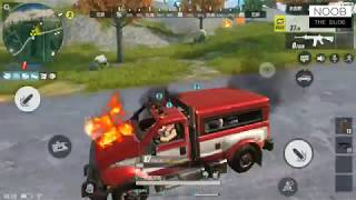 🤖TERMINATOR 2: 🚗AUTO ROYALE MODE ANDROID GAMEPLAY | NEW BATTLE ROYALE GAME | CHINESE AUTO ROYALE