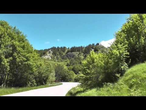 Tour des Apennins 6.rész: Parco Nazionale d'Abruzzo, Lazio e Molise
