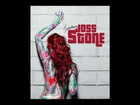 Joss Stone - Bruised But Not Broken