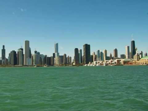 Chicago Skyline .Yani Storm