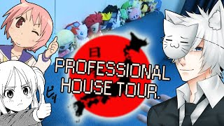 My New Japanese House Tour!! (WARNING: SUPER PROFESSIONAL.)
