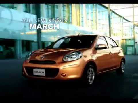 Nissan March 2010 TVC Thailand.mp4
