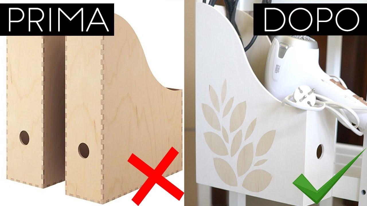 Fai Da Te Decorazioni Casa 3 idee fai da te per decorare e organizzare casa - hacks mobili ikea diy