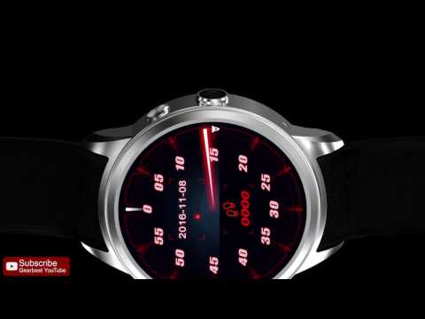 Ourtime X200 3G Smartwatch Phone - Gearbest.com