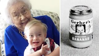 Baixar Original Gerber Baby, 91, Meets Newest One, Who Has Down Syndrome