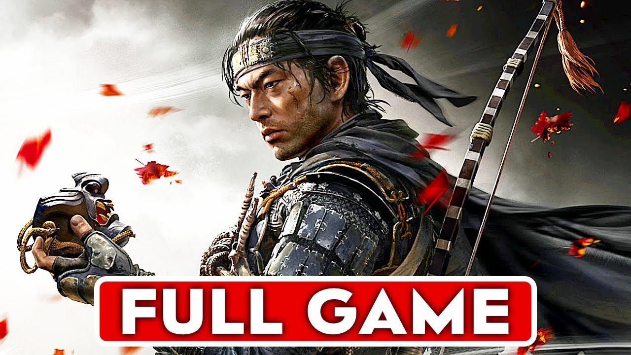 GHOST OF TSUSHIMA Gameplay Walkthrough Part 1 FULL GAME
