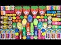 Mixing Random Things into Store Bought Slime   Slime Smoothie   Satisfying Slime Videos #216