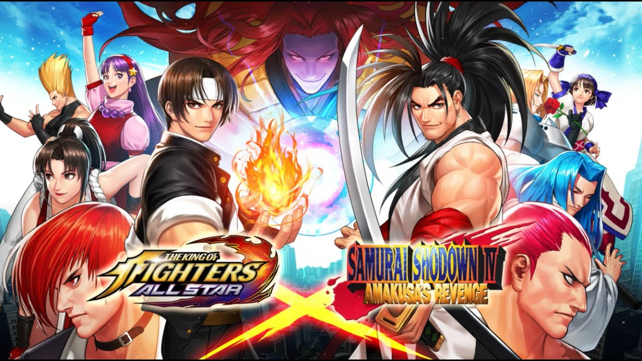 The King Of Fighters Allstar 1 1 4 Apk Mod For Android Xdroidapps