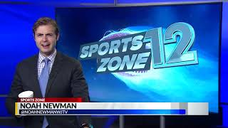 Noah Newman sports anchor/reporter reel