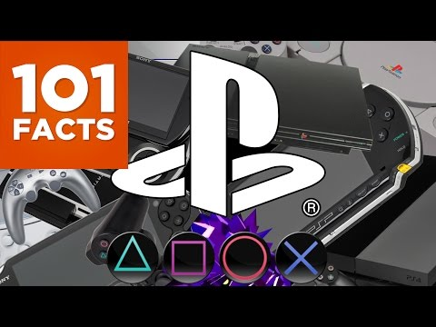 101 Facts About Playstation