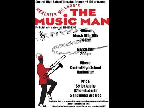 Central High School's Music Man