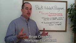 FHA - Back to Work Program | Your Mortgage Insider Report