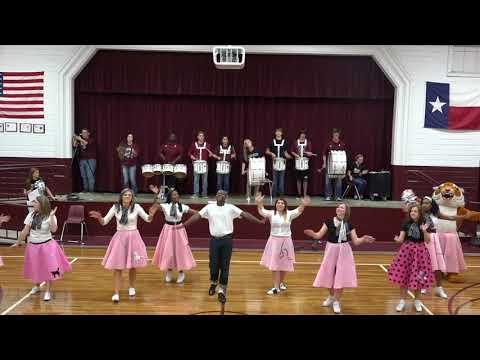 Troup Elementary School Homecoming Pep Rally