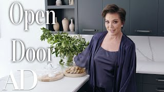 Download Inside Kris Jenner's Hidden Hills Home  | Open Door | Architectural Digest Mp3 and Videos