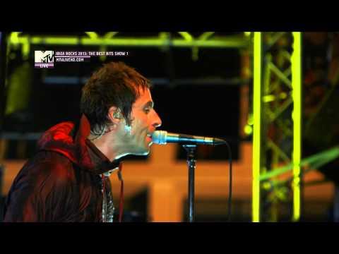 [HD] Beady Eye live @ Ibiza Rocks - MTV Pro Shot - The Roller + Shine A Light