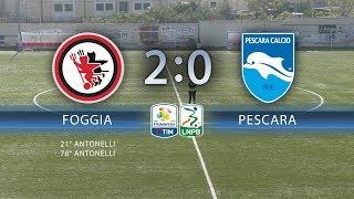 PRIMAVERA Foggia – Pescara 2-0, gli highlights