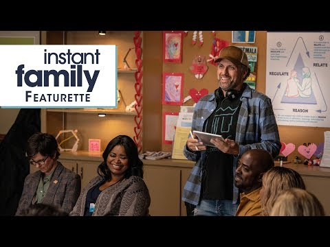 Instant Family 2018 Featurette: True Family Behind the s Paramount Pictures