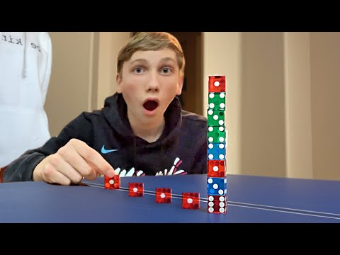 😱 Impossible Odds Challenge 😱 | That's Amazing