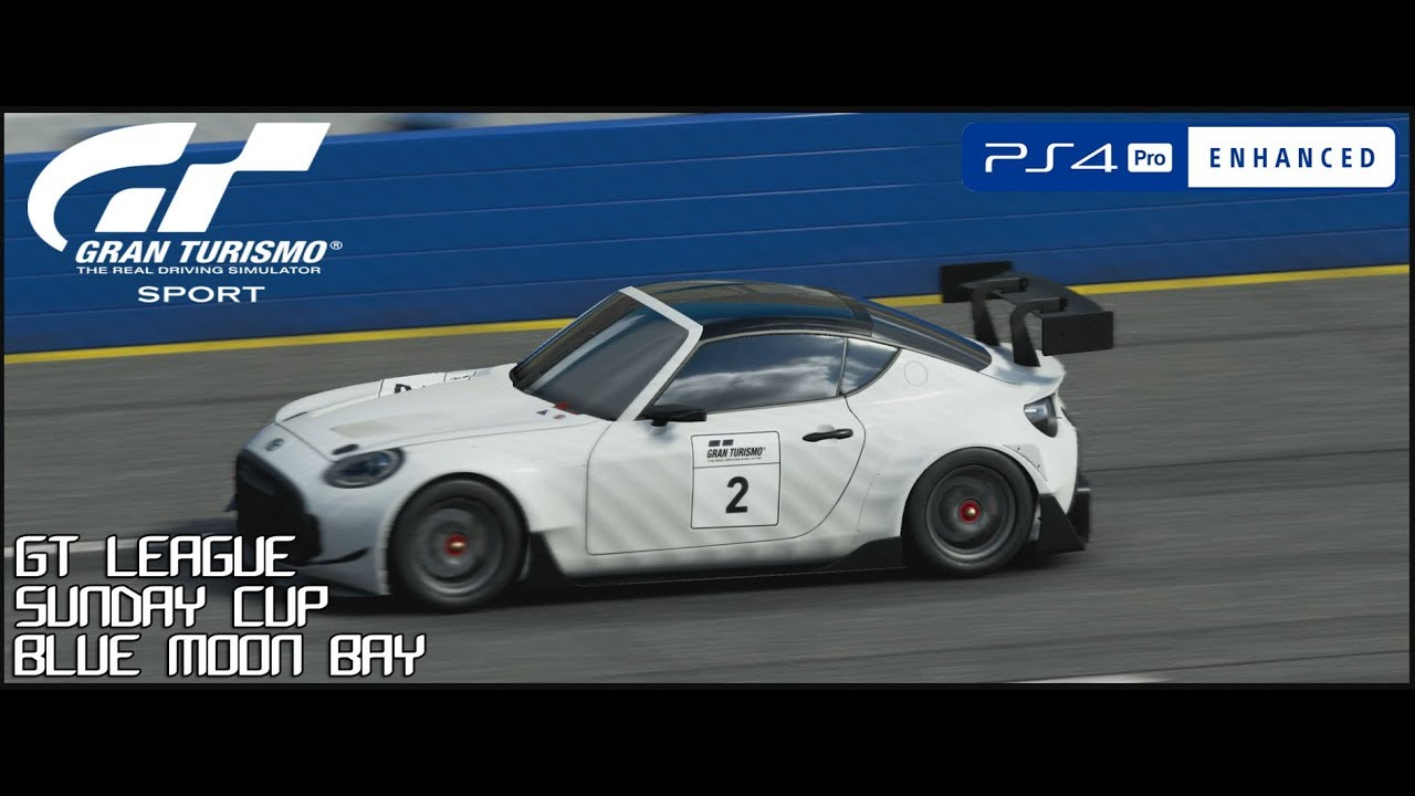 gran turismo sport ps4 pro gt league sunday cup blue moon bay 1080p 60fps youtube. Black Bedroom Furniture Sets. Home Design Ideas