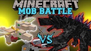 PRINCESS VS MOBZILLA & EMPEROR SCORPION - MInecraft Mob Battles - Minecraft Mods