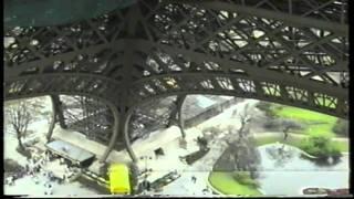 EIFFEL TOWER PARIS NICKNAME LA DAME DE FER, THE IRON LADY BUILT IN 1889
