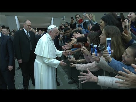 Pope Francis: When we pray, something always changes