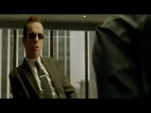 The Matrix: Agent Smith Speech