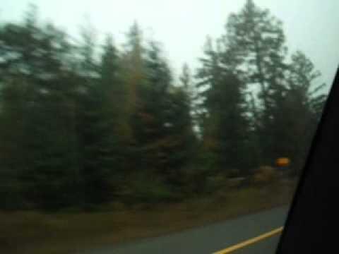 Olha o tempo aqui no canada como estava... - YouTube
