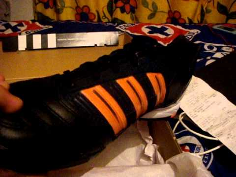 uk availability c0afa c56d1 Unboxing Adidas Predator Absolion trx TF negro naranja
