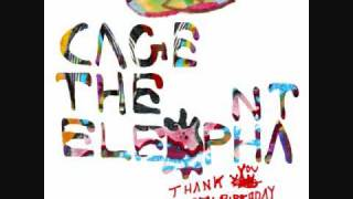 Cage The Elephant - Shake Me Down *NEW SONG*