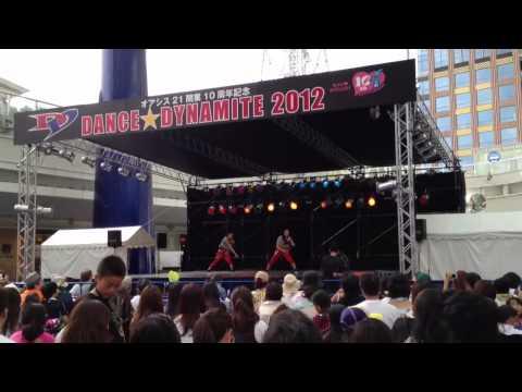 ダンス★ダイナマイト2012 決勝