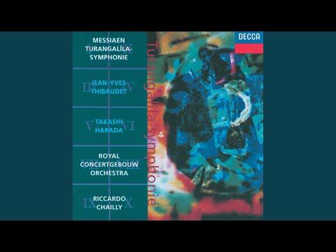 Messiaen: Turangalîla Symphonie - 5. Joie de sang des étoiles