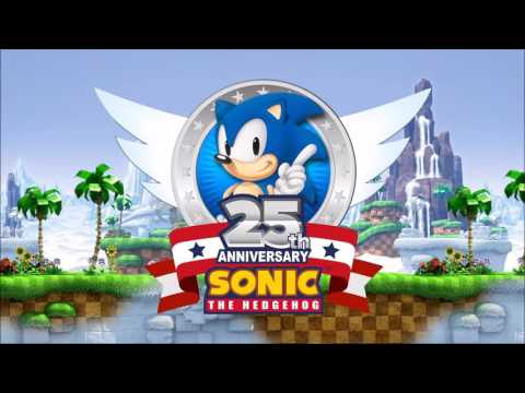 Honeycomb Highway - Sonic 25th Anniversary Party