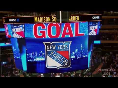 New York Rangers Goal Horn and Song (Slapshot)