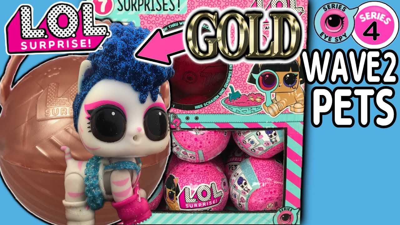 LOL Surprise Doll Sister Glitter INDEPENDENT QUEEN /& Lil /& MEOW Pet Series 3 Toy