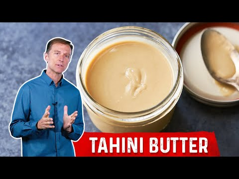 What's so Good About Tahini Butter?