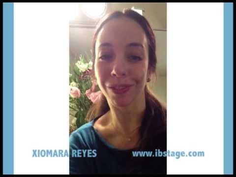 """Xiomara Reyes - Principal Dancer """"American Ballet"""" & """"IBStage"""" Artistic Director"""