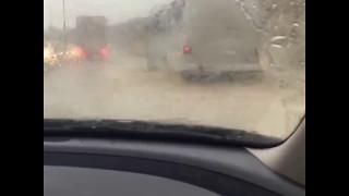 Clima lluvioso en tijuana !