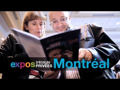 Montreal Private School Expo