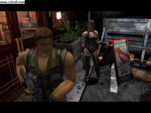 Resident Evil 3 New Costume And Ryona Gameplay Part 2 Youtube