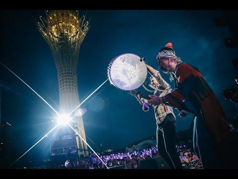 THE SPIRIT OF ASTANA 2018 - BABA ZULA LIVE (FULL HD) mp3