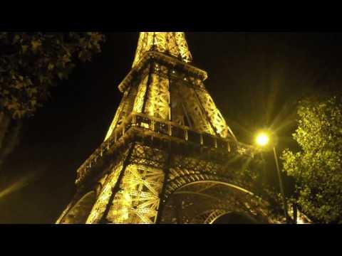 Paris France 24th - 25th Sept 2016 Part 1