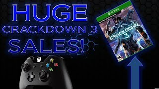 Crackdown 3 Sales Are Huge! Official Price Drop Causes Xbox One X To Sell Out!?