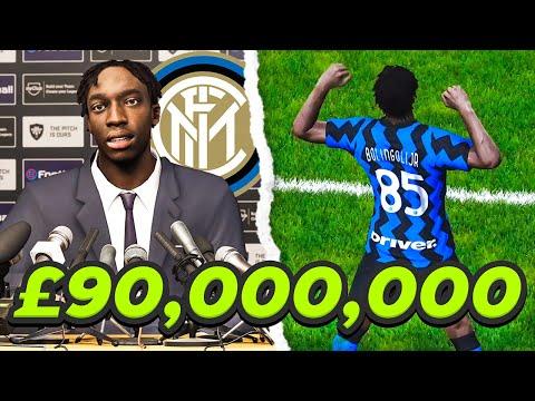 £90 MILLION INTER