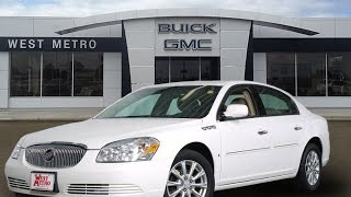 Used 2009 Buick Lucerne Dealer Minneapolis St. Cloud & Monticello MN 24938B