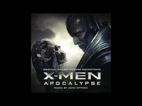 X-Men Apocalypse Soundtrack - 02 The Transference by John Ottman