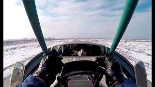 Полет на Су 27УБ: уникальные кадры от лица летчика(, 2018-11-22T22:04:15.000Z)
